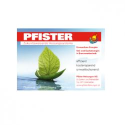 Pfister heizung 1