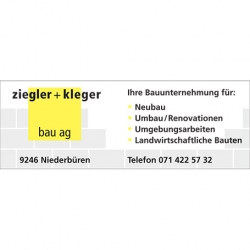 Ziegler+Kleger Bau AG